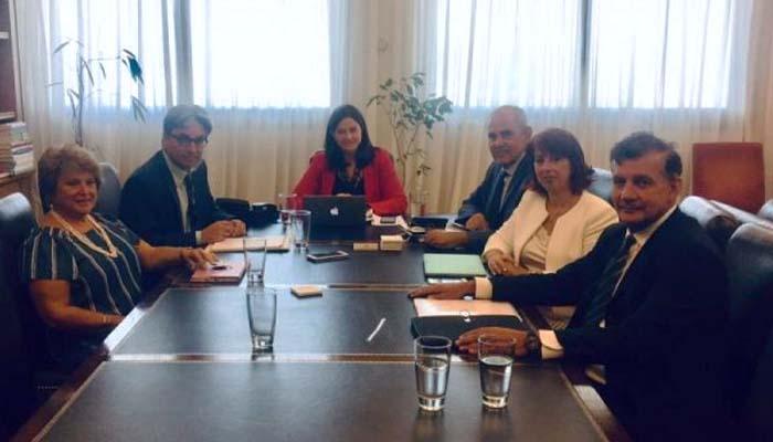 Συνάντηση του Προεδρείου Συνόδου Πρυτάνεων με την ηγεσία του Υπουργείου Παιδείας