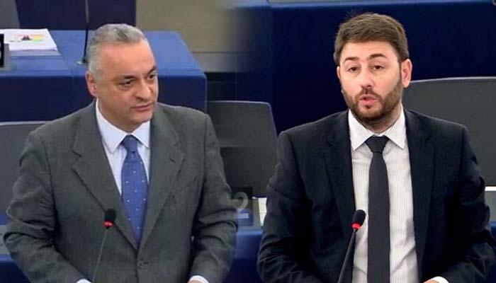 Νίκος Ανδρουλάκης και Μανώλης Κεφαλογιάννης, φέρνουν το θέμα της Thomas Cook στην Ευρωβουλή