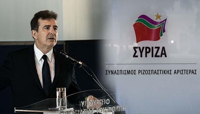 Η απάντηση του Χρυσοχοΐδη στον ΣΥΡΙΖΑ: Μας κληροδοτήσατε το γκουλάγκ της Μόριας και γίνατε τιμητές