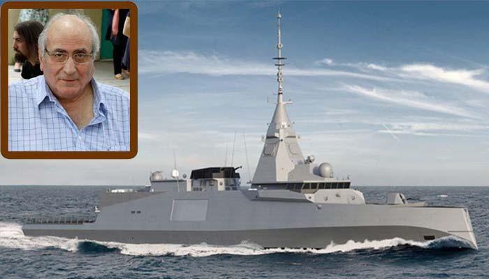 Νικήτας Κάλφας*: Κάτι φαίνεται επιτέλους να κινείται σχετικά με τις περιπόθητες φρεγάτες για το Πολεμικό Ναυτικό