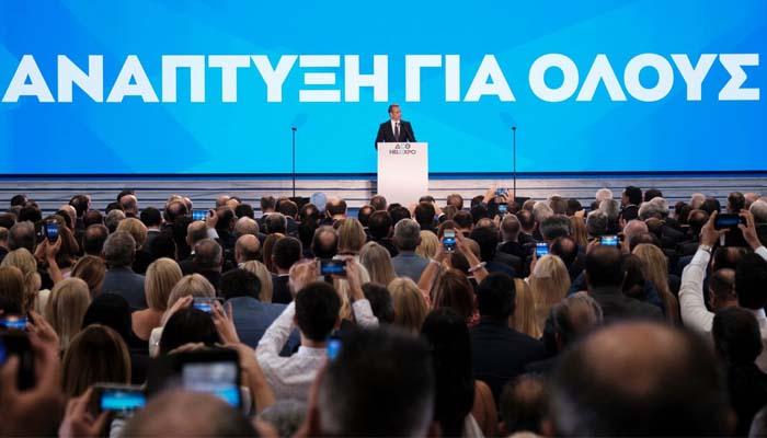 Οι αντιδράσεις της αντιπολίτευσης για την ομιλία Μητσοτάκη στη ΔΕΘ