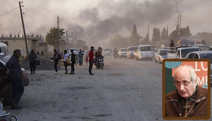 Νικήτας Κάλφας*: Ο κόσμος καίγεται και αυτοί «ανησυχούν»