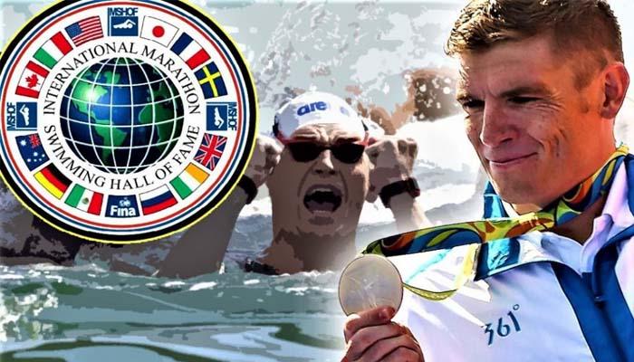 Ο Σπύρος Γιαννιώτης στο Hall of Fame των κολυμβητών