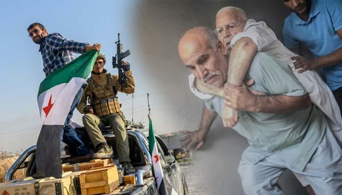 Γενικεύεται η σύρραξη στη Συρία: Ο Ασαντ συμφώνησε με τους Κούρδους -Στέλνει στρατό να αντιμετωπίσει την Τουρκία