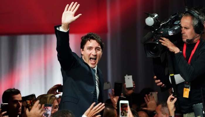 Νίκη χωρίς αυτοδυναμία για τους Φιλελεύθερους του Τζάστιν Τριντό στον Καναδά