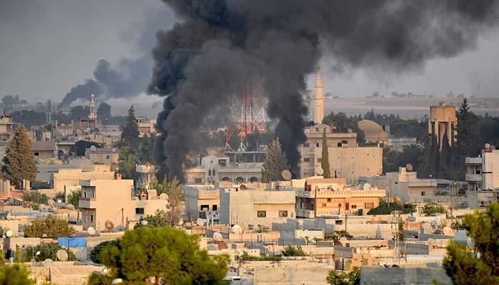 Άρχισε η τουρκική επέμβαση στη Συρία - Αεροπορικοί βομβαρδισμοί [Βίντεο]