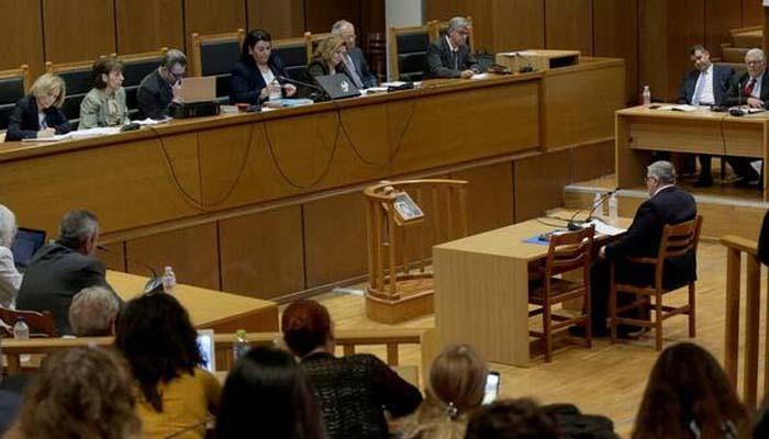 Δίκη Χρυσής Αυγής: Με ένταση ολοκληρώθηκε η απολογία του Μιχαλολιάκου, ο οποίος αρνήθηκε τα πάντα