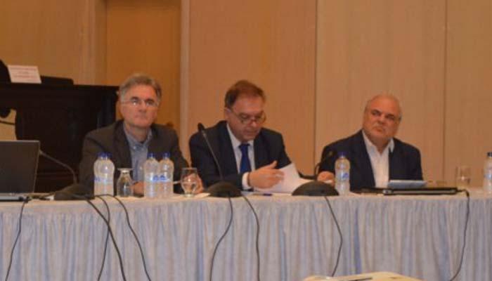 Παρουσίαση μελέτης για τις αναπτυξιακές προοπτικές της Περιφέρειας Πελοποννήσου από το ΙΝΕ-ΓΣΕΕ στην Τρίπολη