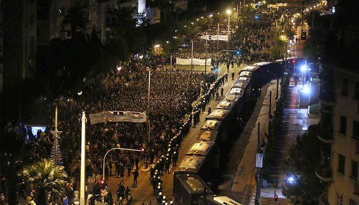 Επέτειος Πολυτεχνείου χωρίς να καεί η Αθήνα - Ικανοποίηση στην κυβέρνηση