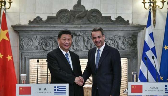 Κοινή διακήρυξη στρατηγικής συνεργασίας Ελλάδας-Κίνας