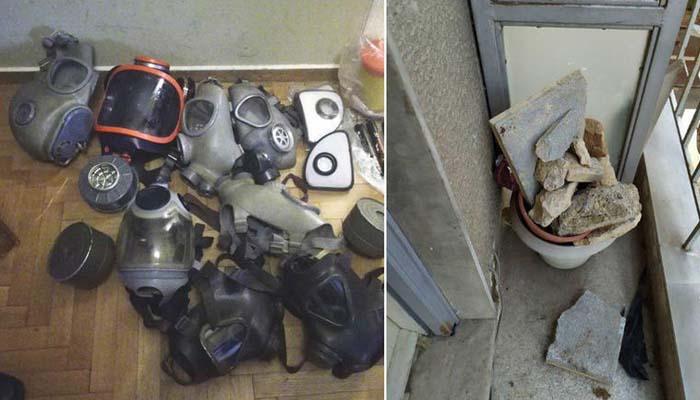 Τι βρήκε η ΕΛΑΣ στο διαμέρισμα - γιάφκα της οδού Στουρνάρη