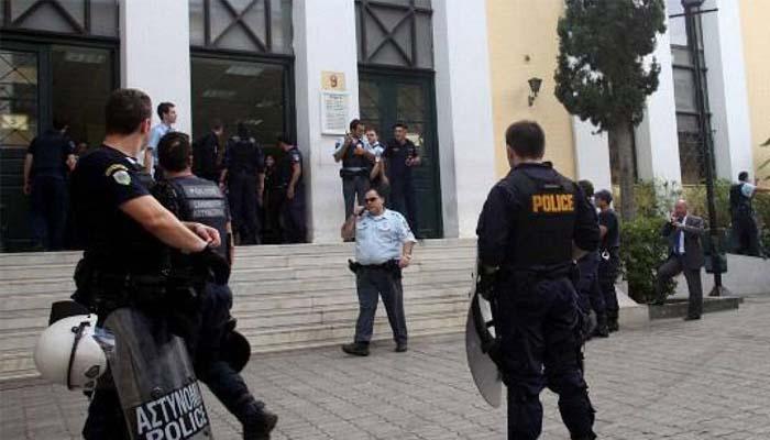 Στον εισαγγελέα η 39χρονη που συνέλαβε η αντιτρομοκρατική