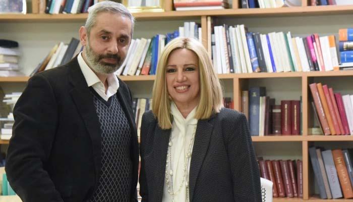 Γεννηματά στο iefimerida.gr: Δεν θα ψηφίσω για ΠτΔ κανένα πρόσωπο προερχόμενο από τη ΝΔ
