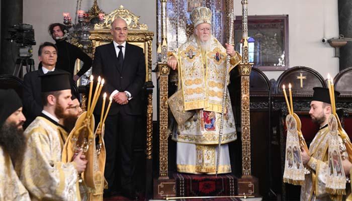 Οικουμενικός Πατριάρχης: Το πεδίον μαρτυρίας του κληρικού είναι ο Ναός και όχι τα διάφορα sites