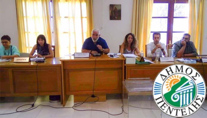 Δήμος Πεντέλης: Εγκρίθηκε το Τεχνικό Πρόγραμμα του Δήμου