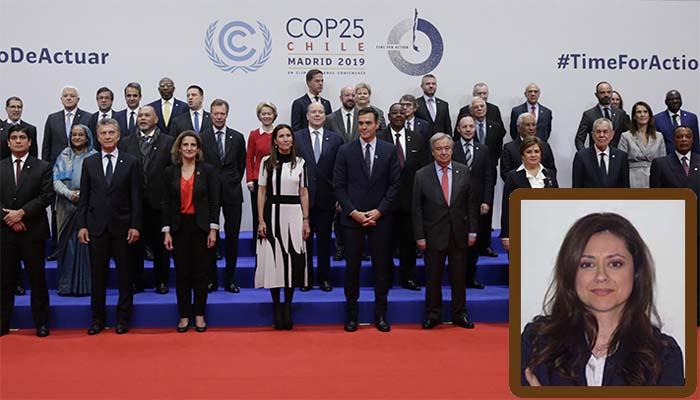 Ζέφη Δημαδάμα* : Παγκόσμια Διάσκεψη των Ηνωμένων Εθνών για το Κλίμα (COP25) - Ώρα να σοβαρευτούμε!