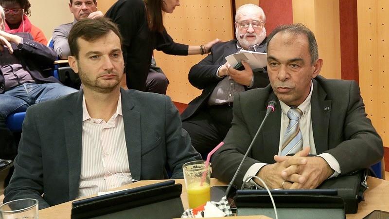 O Αντιδήμαρχος Βριλησσίων Αλέξης Μαυραγάνης συμμετείχε στην 1η συνεδρίαση του Δ.Σ. της ΚΕΔΕ