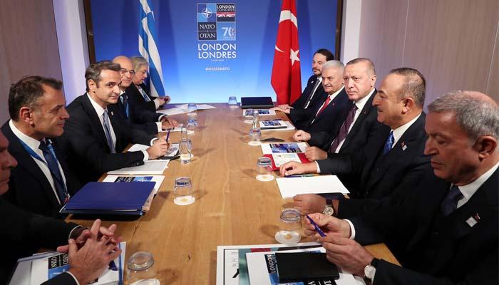 Μητσοτάκης-Ερντογάν συμφώνησαν ότι διαφωνούν -Συγκαλείται το Ανώτατο Συμβούλιο Εξωτερικής Πολιτικής
