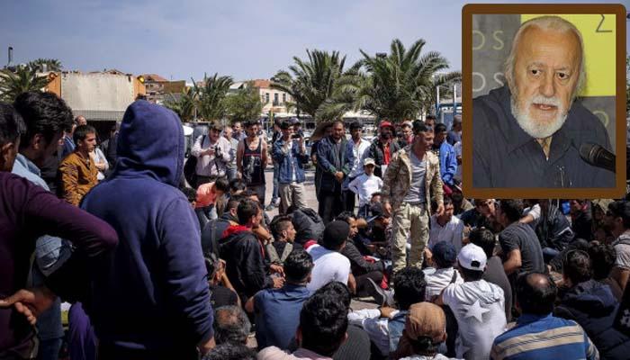 Νότης Μαυρουδής*: Μπροστά στους πρόσφυγες
