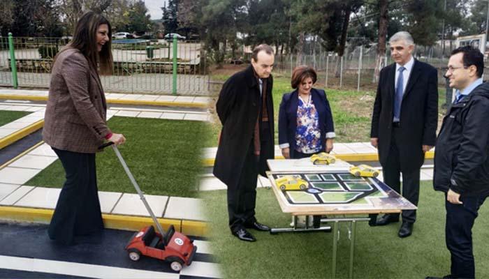 Το Δημοτικό Σχολείο Ολύνθου Χαλκιδικής παρουσιάζει στη Βουλή πρωτότυπη πρόταση κυκλοφοριακής αγωγής