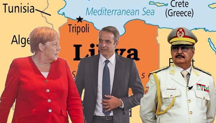 Με τριπλή αντεπίθεση Μητσοτάκη η Ελλάδα να μπήκε σφήνα στη Διάσκεψη του Βερολίνου