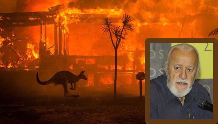 Νότης Μαυρουδής*: Καημένα Καμένα ζώα