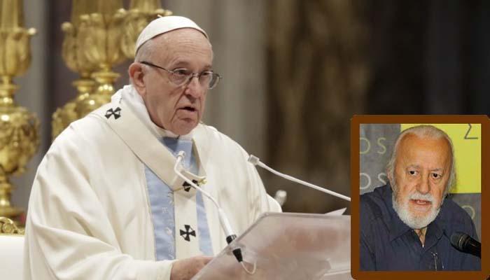 Νότης Μαυρουδής*: Δια στόματος Πάπα