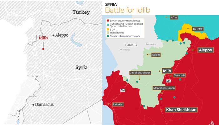 Ραγδαίες εξελίξεις στη Συρία: Απειλές και έντονη ανησυχία για προσφυγικές ροές προς την Ευρώπη