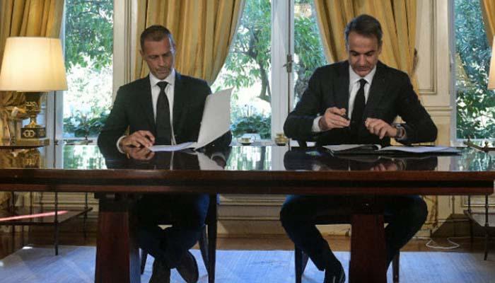 Αυτό είναι το συνυποσχετικό κυβέρνησης-UEFA-FIFA για Ελληνικό ποδόσφαιρο