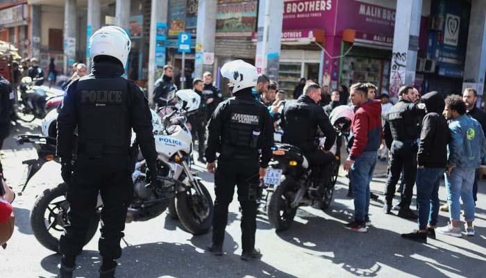 Συμπλοκή απίστευτης αγριότητας στο κέντρο της Αθήνας με έναν νεκρό κι έναν βαριά τραυματία
