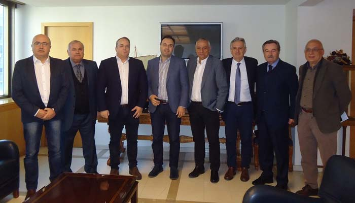 Συνάντηση Πρόεδρου Κ.Ε.Δ.Ε. Δ. Παπαστεργίου με την Ένωση Δημάρχων Αττικής