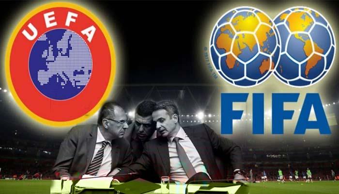FIFA UEFAκαι κυβέρνηση θέλουν την υπογραφή μνημονίου πριν από το ματς ΠΑΟΚ – Ολυμπιακός