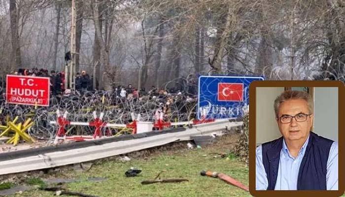 Γιάννης Μαγκριώτης*: Αποκρούοντας τον εκβιασμό του Ερντογάν να μη γλιστρήσουμε στην ακροδεξιά παγίδα