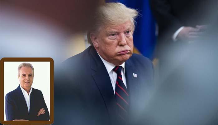 Γιάννης Μαγκριώτης*: Ο τραγικός Τράμπ και η Αμερική, η χώρα που τα βλέπεις όλα...