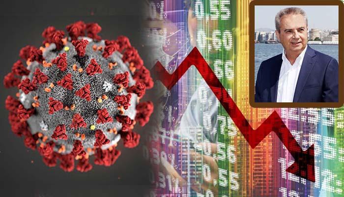 Γιάννης Μαγκριώτης*: Οι επιπτώσεις του κορονοϊού στη ζωή μας και στην οικονομία είναι ήδη ορατές