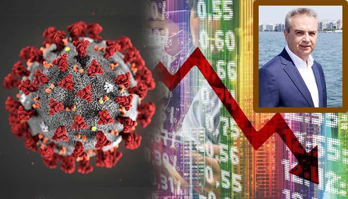 Γιάννης Μαγκριώτης: Η διάρκεια της πανδημίας θα καθορίσει το μέγεθος των οικονομικών και κοινωνικών επιπτώσεων