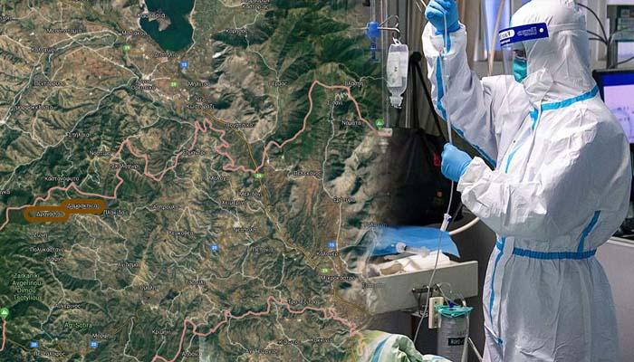 Κορονοϊός: Σε καραντίνα 2 χωριά, η Δαμασκηνιά και Δραγασιά, του Δήμου Βοΐου - Νοσούν οι περισσότεροι κάτοικοι