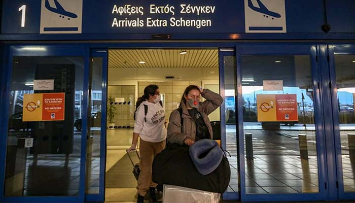 Αναισθησία: 13 άτομα που γύρισαν από το εξωτερικό δεν μπήκαν καραντίνα και τους επεβλήθη πρόστιμο 5 χιλιάδων ευρώ!!