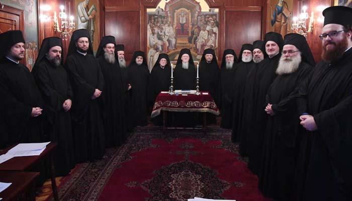 Το Οικουμενικό Πατριαρχείο για τον κορωνοϊό
