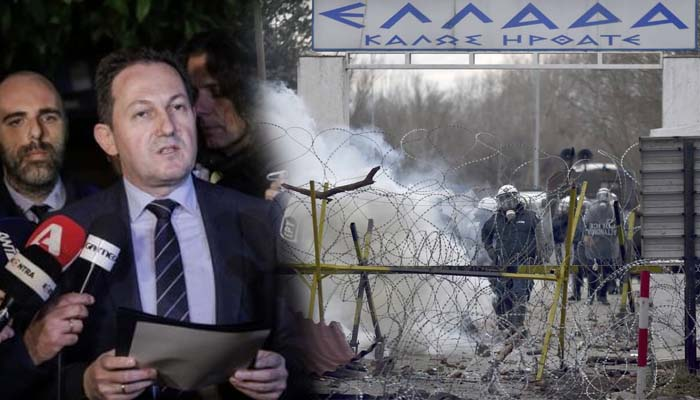 ΚΥΣΕΑ: Ασύμμετρη απειλή για την Ελλάδα – Τα Πέντε μέτρα για τα σύνορα