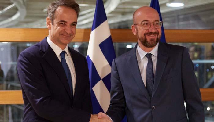 Στα ελληνοτουρκικά σύνορα στον Έβρο την Τρίτη ο Μητσοτάκης και ο Σαρλ Μισέλ