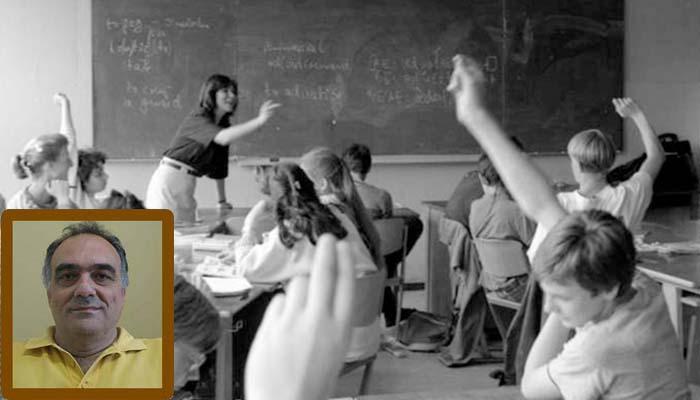 Κώστας Ανθόπουλος*: Κοινωνική κρίση και σύγχρονος εκπαιδευτικός