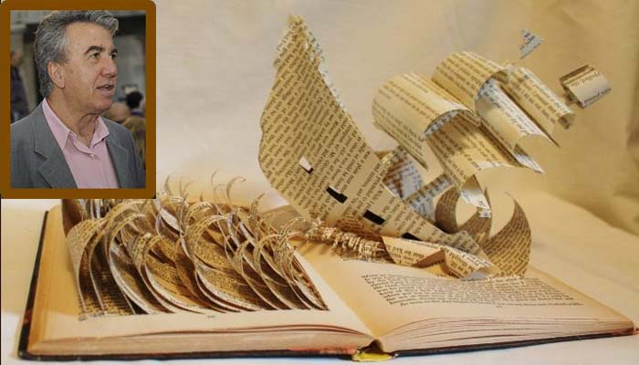Νίκος Τσούλιας*: Έχουν και τα βιβλία τις δικές τους ιστορίες…