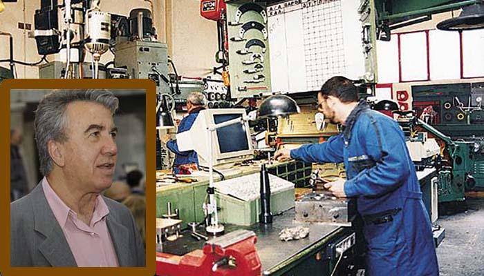 Νίκος Τσούλιας*: Η επαγγελματική εκπαίδευση παράγοντας δυναμικής ανάπτυξης της χώρας μας