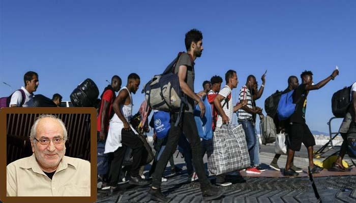 Νικήτας Κάλφας*: Άλλο θεσμικά οργανωμένη Μετανάστευση και άλλο με το έτσι θέλω μετακόμιση