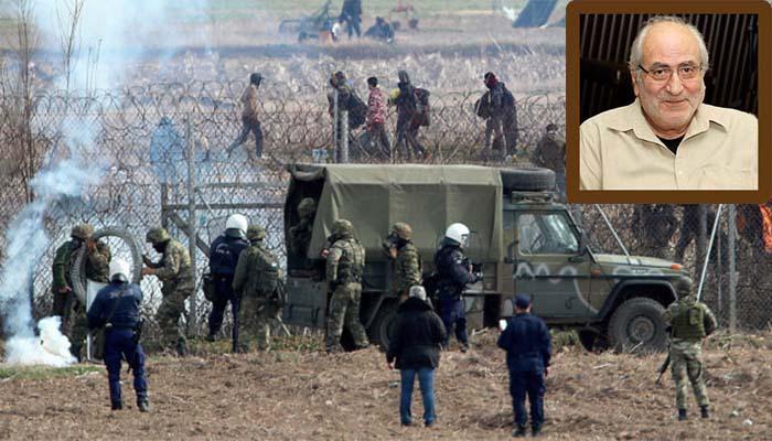 Νικήτας Κάλφας*: Η τουρκική συμπεριφορά καταπατά τέσσερις διεθνείς υποχρεώσεις