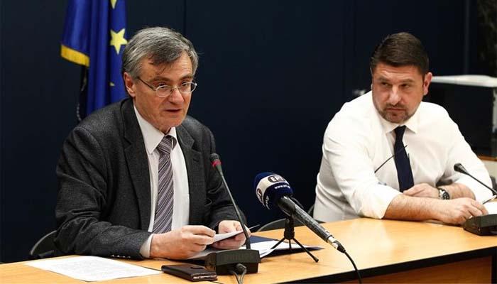 Κορονοϊός: 387 τα κρούσματα, 35 τα νέα, 14 έχουν πάρει εξιτήριο, 5 οι νεκροί και 11 οι διασωληνωμένοι στην Ελλάδα [Βίντεο]