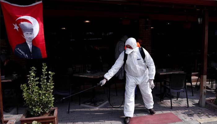 Η Τουρκία ανακοίνωσε σήμερα το...δεύτερο κρούσμα κορονοϊού - Μέτρα προστασίας που έχουν παρθεί