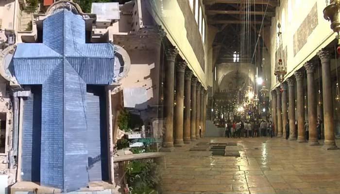 Κλείνει η Βασιλική της Γεννήσεως στη Βηθλεέμ λόγω κορονοϊού