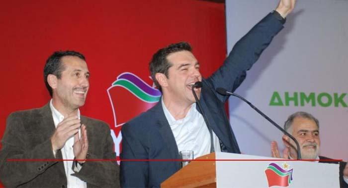 Καμαρώστε ήθος και ύφος της «αριστεράς» του ΣΥΡΙΖΑ! Να τον χαίρεστε κ. Τσίπρα τον υποψήφιό σας κ. Γρηγόρη!!!
